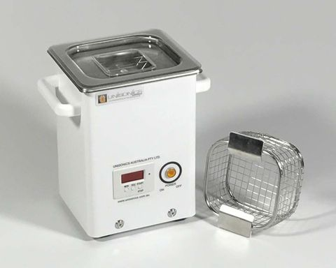 Ultrasonic cleaner 1.5lt digital timer