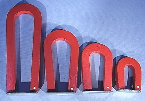 Magnet Horseshoe ALNICO pocket 25mm