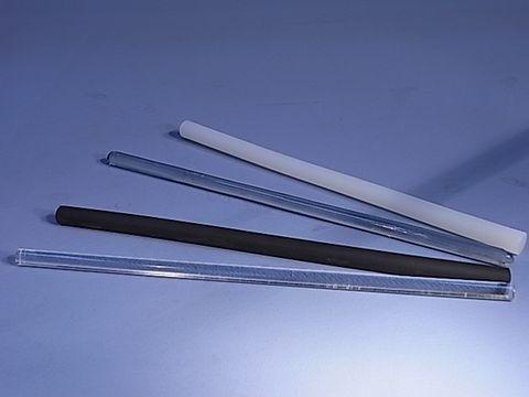 Rod electrostatic Acrylic 300x10mm