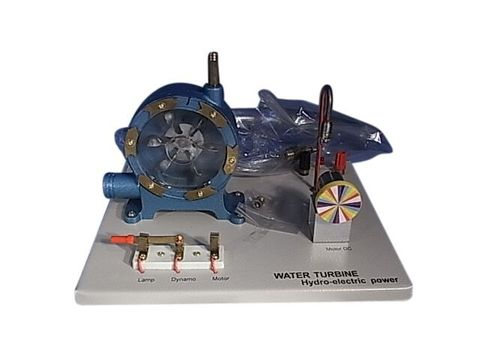Water turbine hydro-electric power