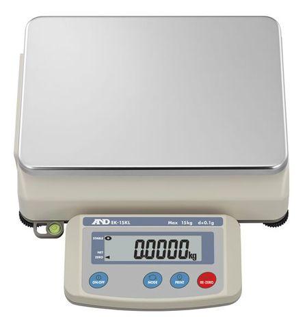 Balance electronic 15kg x 0.1g