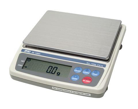 Balance electronic 3000g x 0.1g (TB-200)
