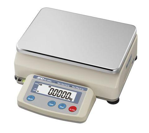 Balance electronic 3/30kgx0.1/1g 30x21cm