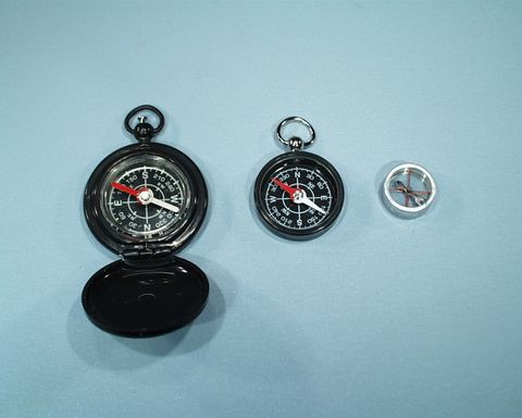 Compass magnetic student type 35mm dia