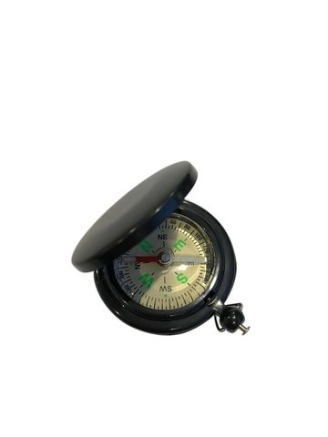 Compass magnetic 35mm dia. with lid