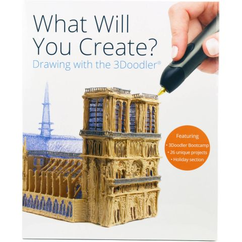 3Doodler What Will You Create? Book