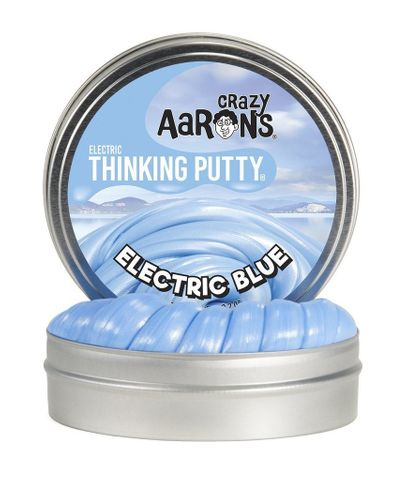 Thinking Putty Crazy Aarons - Elec Blue