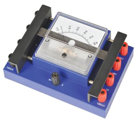 Meter dual Student Ammeter & Voltmeter