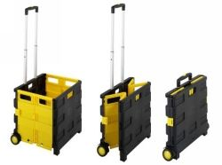 Trolley Durus collapsible cart 35kg max