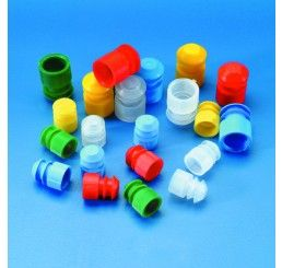Push-in closure cap 15-17mm PE