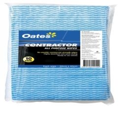 Wipes all purpose Oates 600x450mm blue