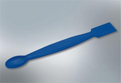 Spatula flat spoon 150mm length plastic