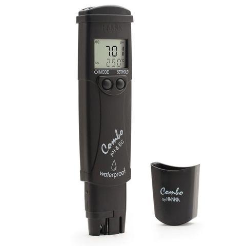 pH/TDS/EC 'Combo' meter - 3999uS/cm