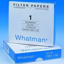 Whatman Filter Paper No.1 110mm 11um