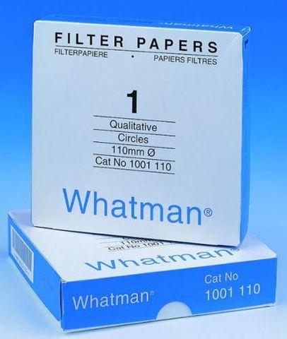 Whatman Filter Paper No.1 125mm 11um