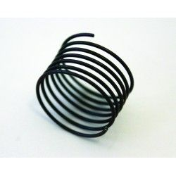 Nitinol memory wire spring coil