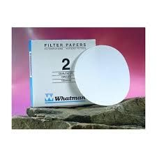 Whatman Filter Paper No.2 125mm 8um