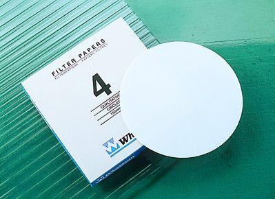 Whatman Filter Paper No.4 110mm 20-25um