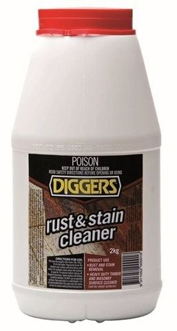 Rust & Stain Cleaner 2kg