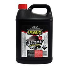 Degreaser (water based) Diggers 5lt