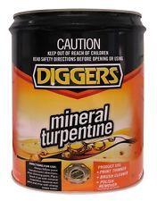 Mineral turpentine Diggers 20lt