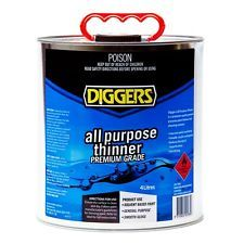 Thinner all purpose Diggers 4lt