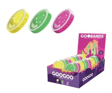 Goo Goo - neon slime and band