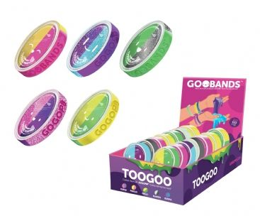 Too Goo - Two tone slime and band