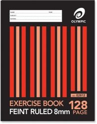 Exercise book Olympic 128 page