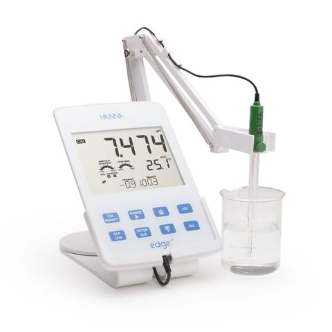 pH Meter edge dedicated pH