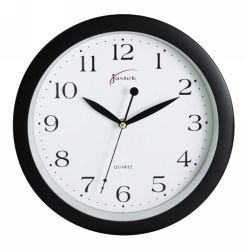 Clock wall white 30cm