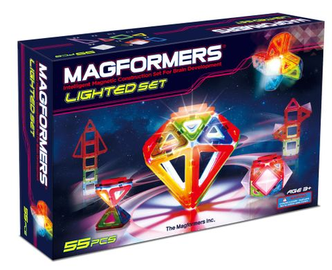 Magformers LED lighted
