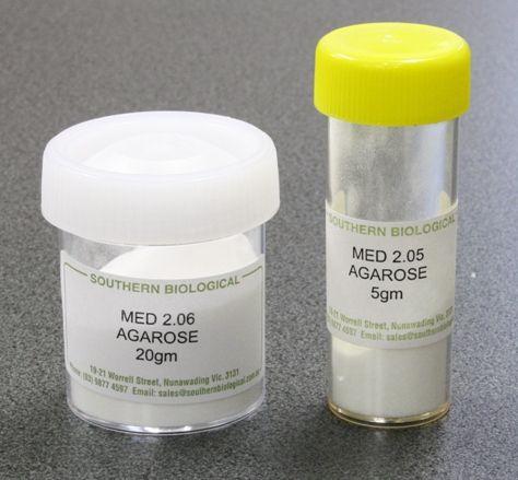 Agarose powder 5g