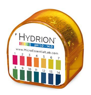 Indicator pH paper 1-14 refill pack