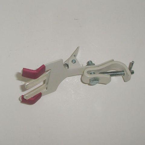 Burette clamp single zinc plated