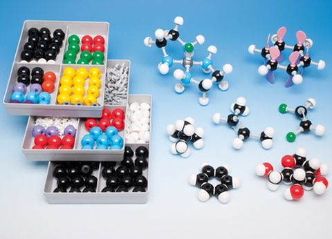 Molymod Organic Sterochem Teacher set
