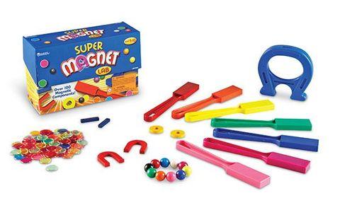 Magnet lab classroom kit