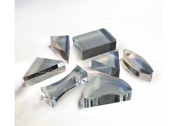 Prisms acrylic set of 7