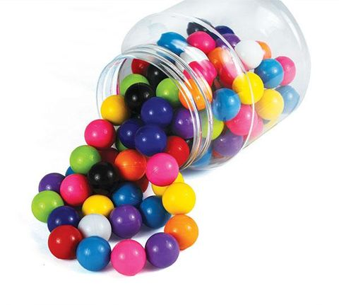 Magnetic Marbles 15mm 10 colours