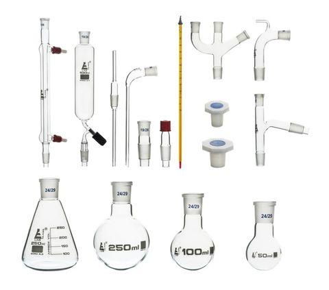 Glassware set B19/B24 (16 items) [EUD3]