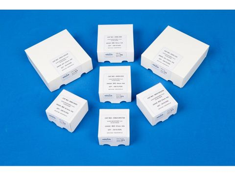Filter paper glass fibre 1.2um 55mm