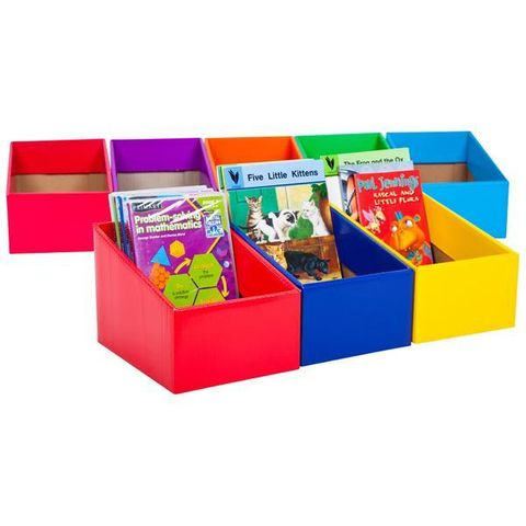 Story Box Pack of 5 Mixed colours