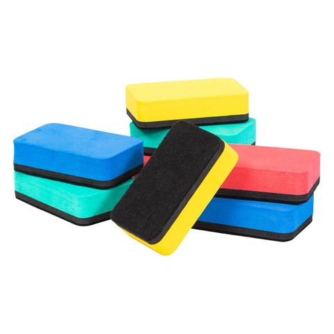 Small dry erasers
