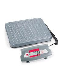 Bench shipping scale 75kg x 0.05kg