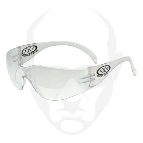 Echo Safety Glasses - Clear