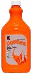Liquicryl Junior Acrylic  - Fl Orange