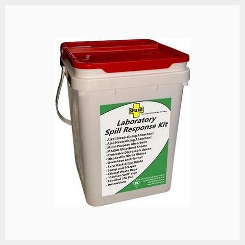 Laboratory spill response kit (15lt)