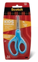 Scissors Scotch kids soft touch 12.5cm