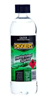 Methylated spirits 95% Technical (1lt)