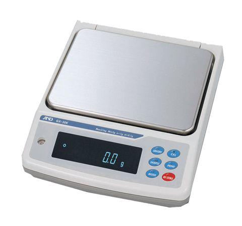 Balance electronic 10kg x 0.01g int cal